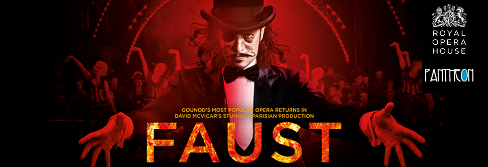 ROYAL OPERA HOUSE: FAUST