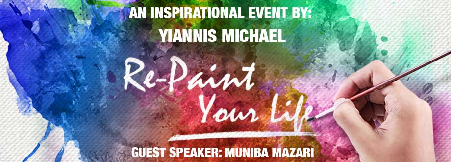 RE-PAINT YOUR LIFE VOLUME II