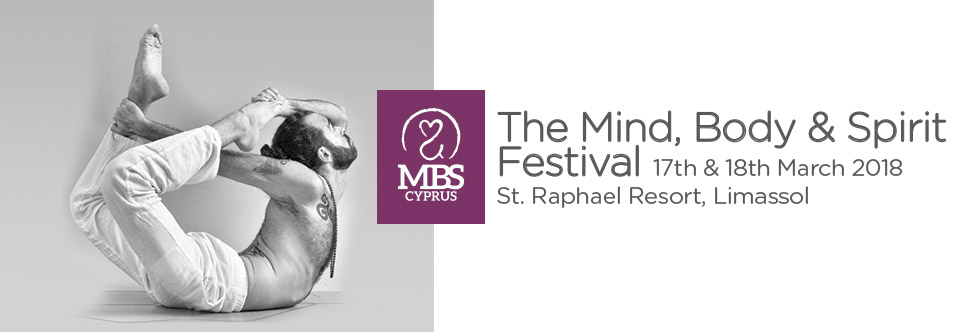 THE MIND, BODY & SPIRIT FESTIVAL 2018