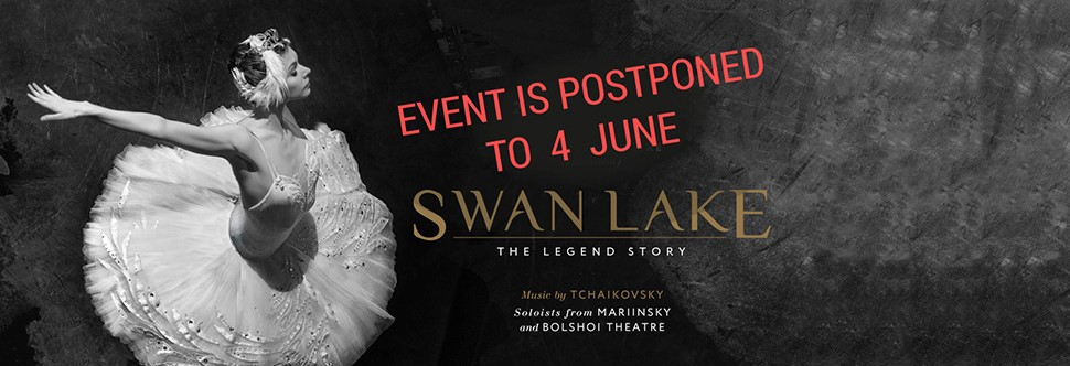 SWAN LAKE - The Legend Story