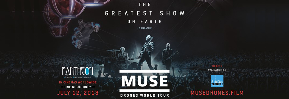 MUSE, DRONES WORLD TOUR