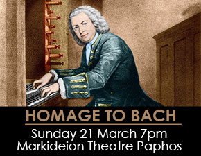 HOMAGE TO BACH
