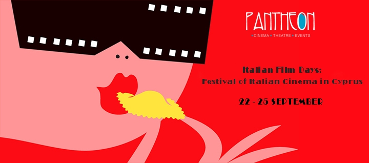 Italian Film Days: Festival of Italian Cinema in Cyprus